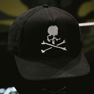 Mastermind world x north face cap black