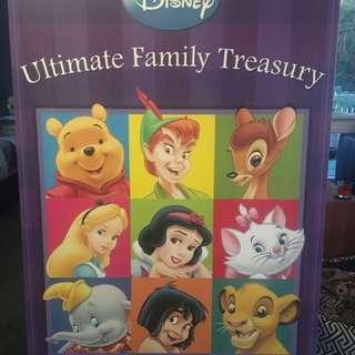 Disney canvas poster