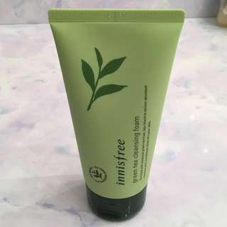 Innisfree Green Tea Foaming Cleanser