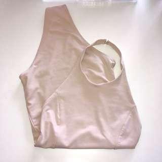 BARDOT Bodysuit Halter Neck