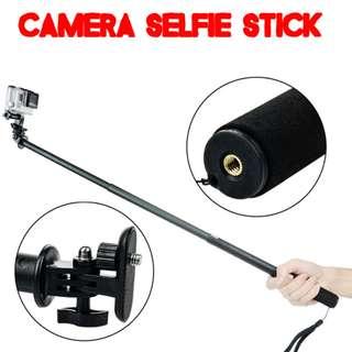 TGP049 Premium Selfie Stick for GoPro & Digital SLR & Smart Phones