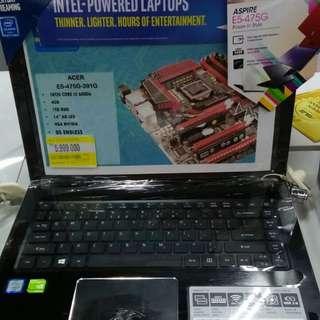 Kredit Laptop Acer E5475G Core I3