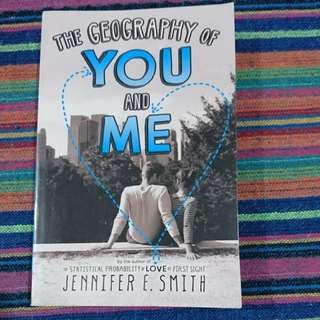 The Geography of Me and You