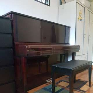 MOVING OUT SALE!! (ASAHI PIANO)