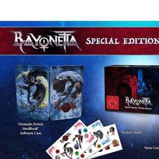 Bayonetta 1 & 2 Special Edition