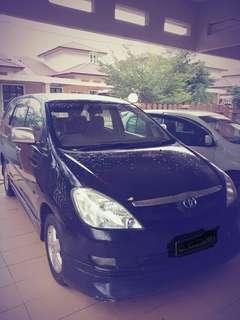 Toyota Innova MPV 8 Seater