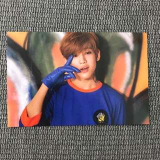 Bambam Just Right Postcard