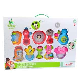 Disney baby toy set