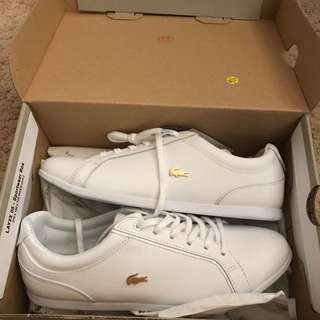 Lacoste women's Rey lace 317 1 Caw sneakers