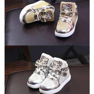 B157 LED Flashing Kid Shoes