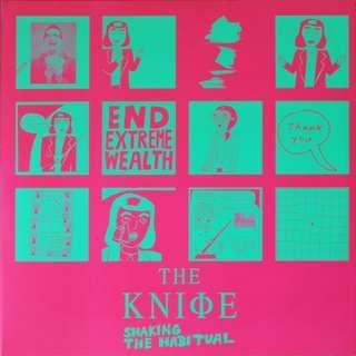 Vinyl: The Knife - Shaking The Habitual