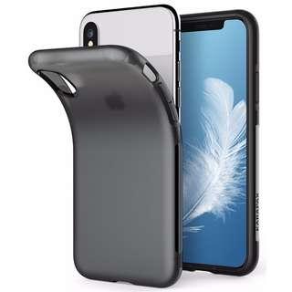 Anker iPhone X Touch -  Smoke Matte TPU Case - Smoke 電話殼 包運費