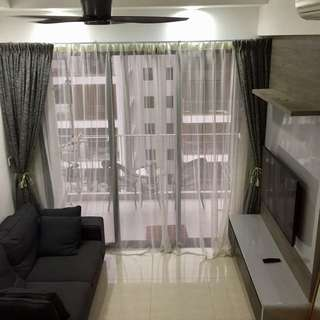 One bedder condo to rent