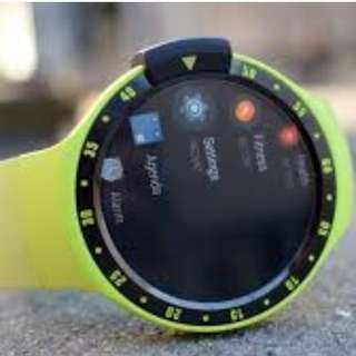 smart watch and tracker MOBVOI Tic watch S Auora Sport Android Wear