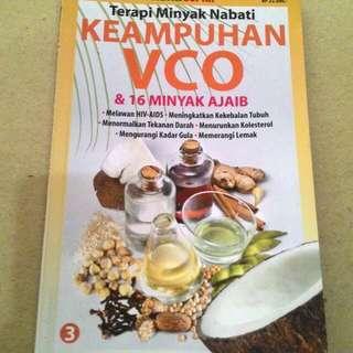 Keampuhan Virgin Coconut Oil atau V C O