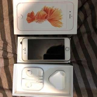 iPhone 6S 64G 粉紅色