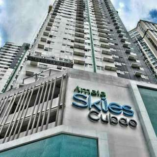 AMAIA SKIES CUBAO RENT TO OWN CONDO STUDIO 1BR