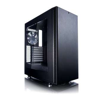 BNIB - Fractal Design Define C - Window Black