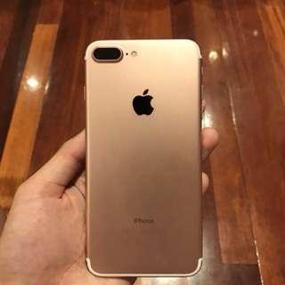 Apple iPhone7Plus 128GB Rose Gold
