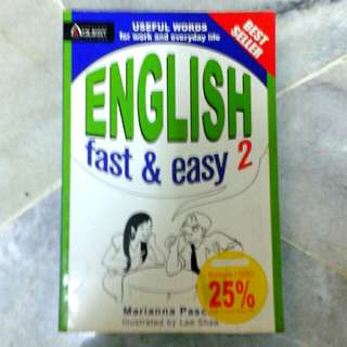 English Fast & Easy 2
