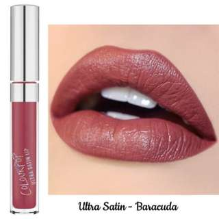 Colourpop Ultra Satin Lip *BARACUDA*