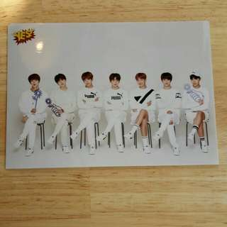 Yes Card 5R BTS
