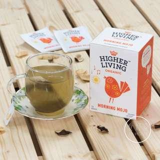 HIGHER LIVING Organic Tea 有機茶包
