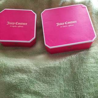 Real Juicy Couture necklace and bracelet set