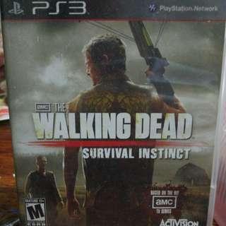 Walking Dead Survival Instinct