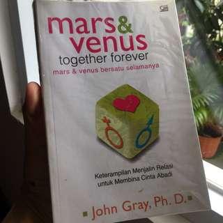 Mars & Venus Together Forever