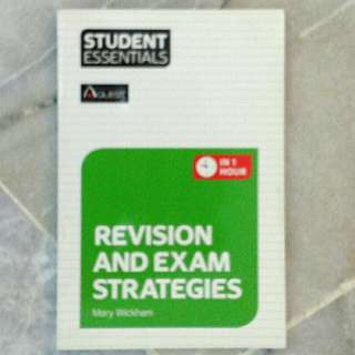 Revision and Exam Strategies (student essentials)