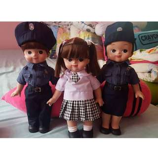 Customized/Personalized Dolls, Really Nice Gift for Valentines, Birthdays