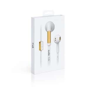 Sudio TVA White earpieces