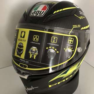 AGV Pista GP Project 2.0