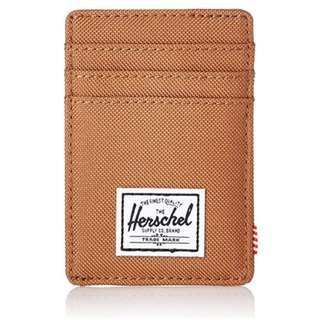 Herschel Supply Co. Men's Raven Rfid Wallet (Color: Caramel)