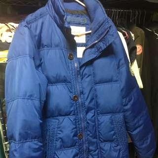 🚚 AF正品寶藍色羽絨外套