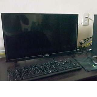 24 Inch HD DLED TV MONITOR