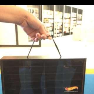 Hotwheels premium display box