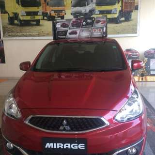 Mirage Exceed Matic Warna Merah