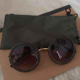 Circle Frame Sunglasses