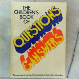 The Children's Book of Questions and Answers