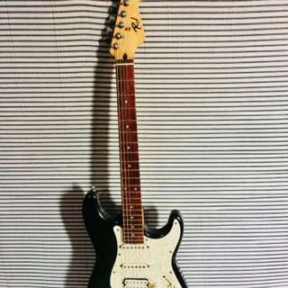 ON SALE!!! Pre-Loved RJ Electric Guitar