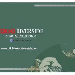 Sale Tokyo Riverside Apartment (pindah tangan) Tower E Lantai 17