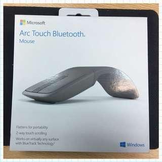 Microsoft Bluetooth arc mouse