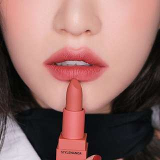 Stylenanda 3CE Mood Recipe Matte Mellow Flower Lipstick #221