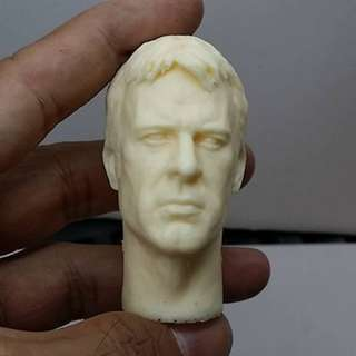"1/6 Scale Custom Thomas Jane Resin Head Sculpt unpainted for 12"" Hung Punisher"