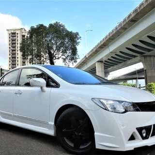 出售HONDA K12 頂級 天窗快撥 全車RR包 原版件
