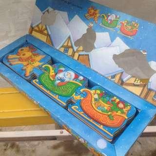 Board Book Santa's Super Sleigh 1 set - 3 bh