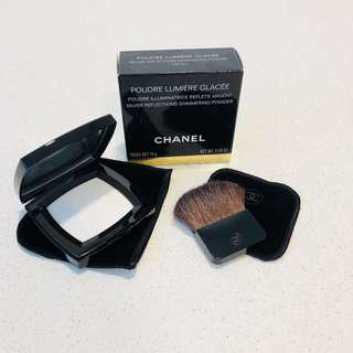 CHANEL Silver Reflections Shimmering Powder