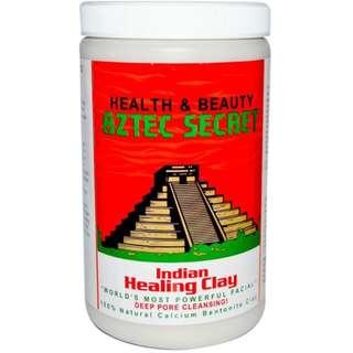 [Instock} Aztec Secret Indian Clay Healing Mask